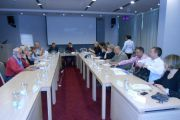 Training course on risk analysis approaches in food safety held in  Podgorica, Montenegro (27 - 29 April 2015)