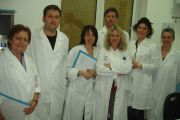 Training on advanced Vibrio PCR methods at CVI - Croatia (20 - 24 April 2015)